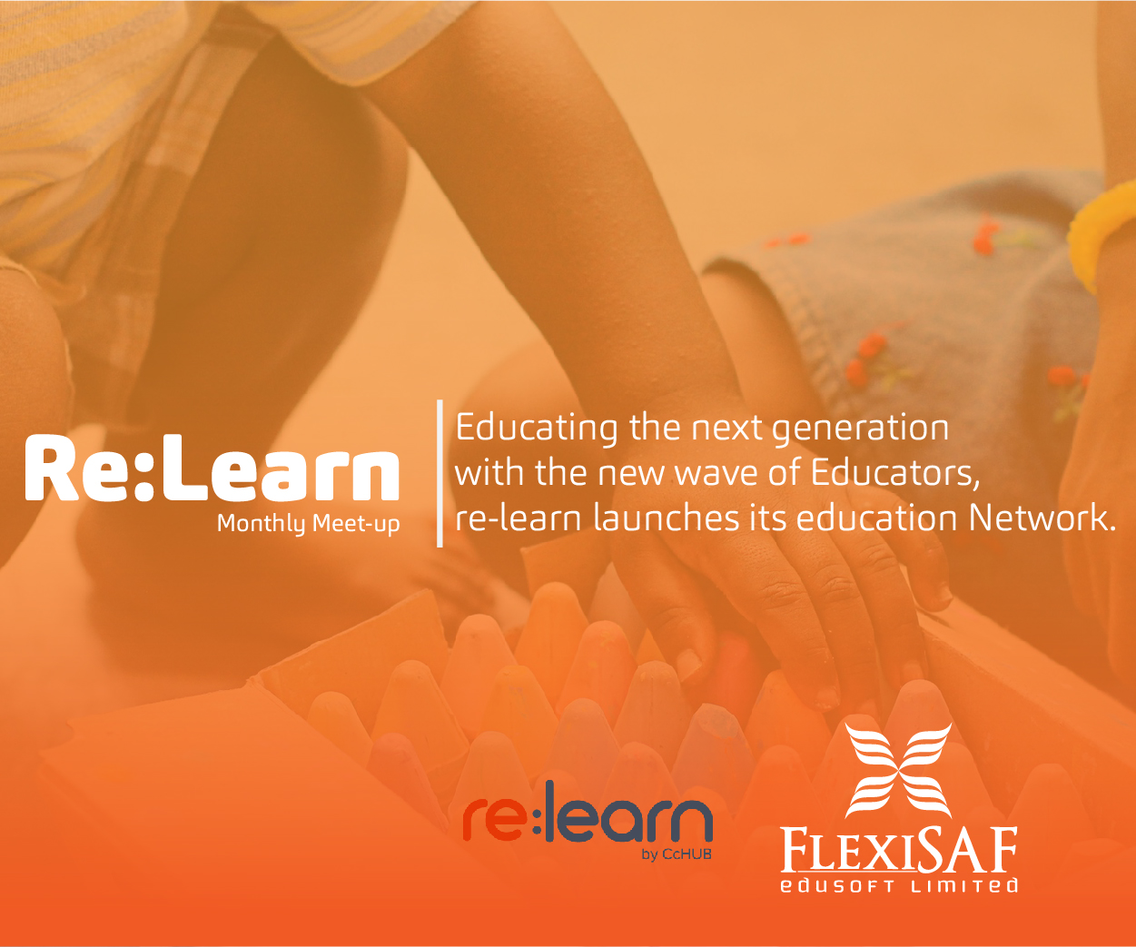 relearn launches education network