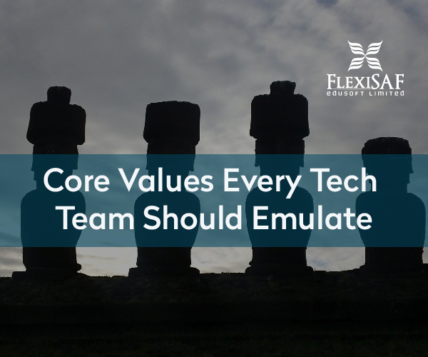 Innovation: 3 Core Values Every Tech Team Should Emulate