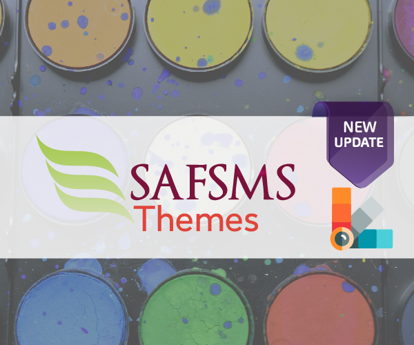 Update: SAFSMS is now themeable