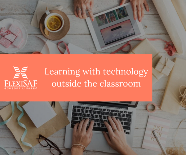 learning with technology outside the classroom