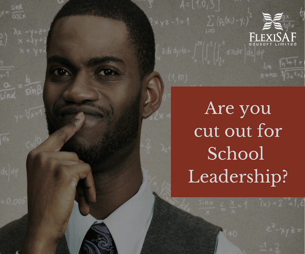 Are You Cut Out for Leadership?