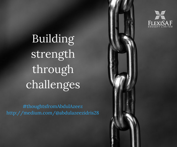 Building Strength through Challenges