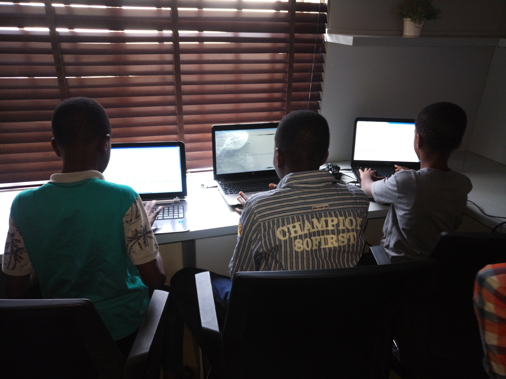 kid coders abuja