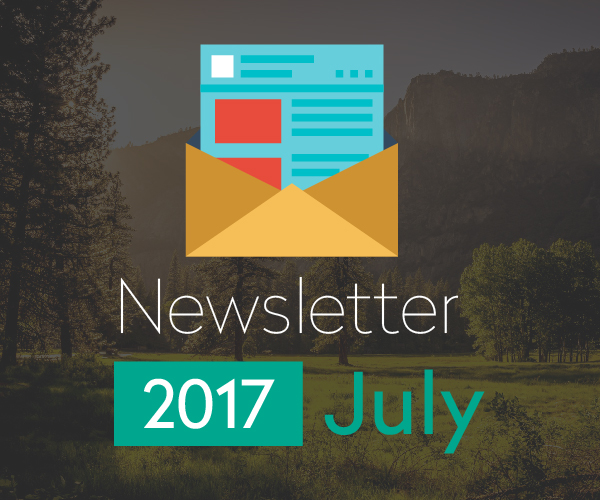 July Newsletter
