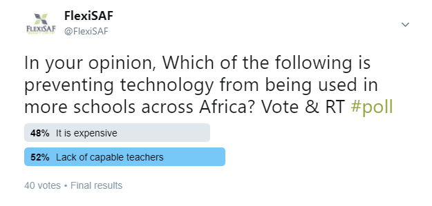 edtech poll teaching with tech