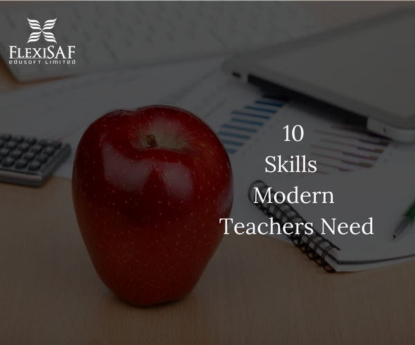 10 skills modern teachers need