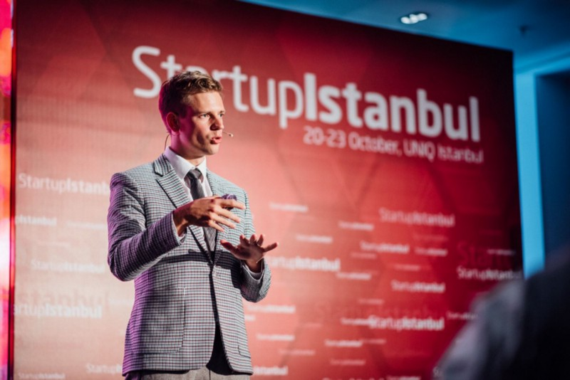 The Startup Istanbul Experience, As Told by FlexiSAF's CEO