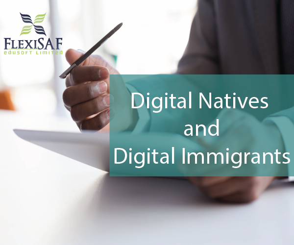 Digital natives and digital immigrants