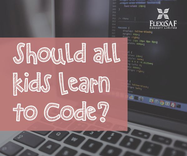 should all kids learn coding