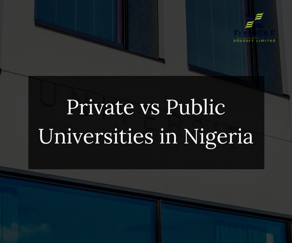 Private vs Public Universities in Nigeria: The Ongoing Debate