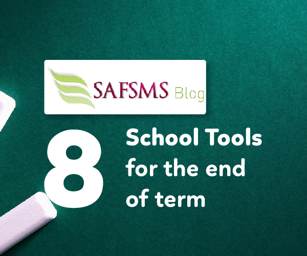 end of term tools