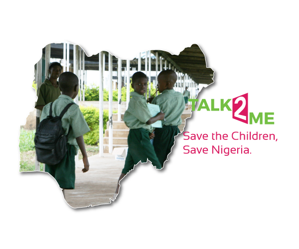Talk-2-Me: Save the Children, Save Nigeria