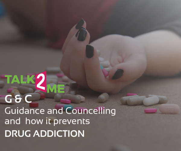 How G&C Prevents Drug Addiction