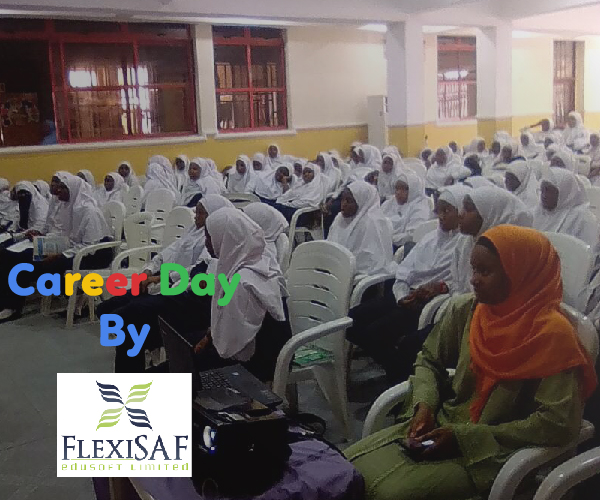 Career Day By FlexiSAF: An Edu-citing Day At GHA