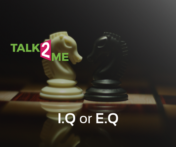 On Intelligence: Which One Matters More? IQ or EQ