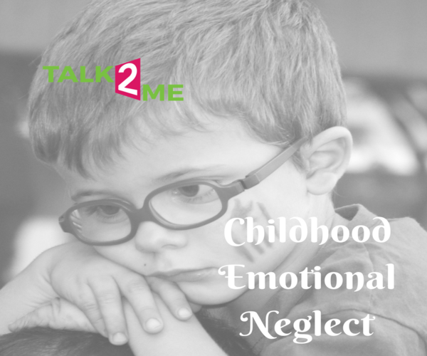 Childhood Emotional Neglect: An Underrated Syndrome