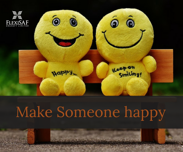 Why You Should Make Someone Happy Today