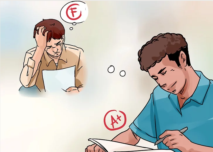 3 Steps to Overcome Exam Failure