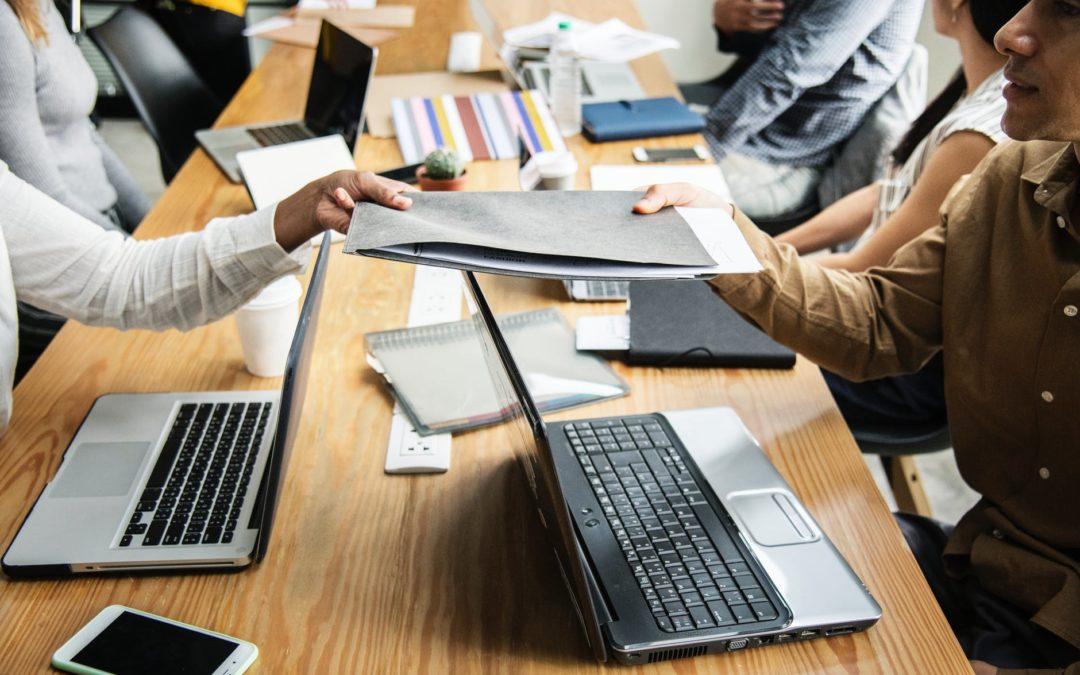 Automating Paperless Senate Meetings