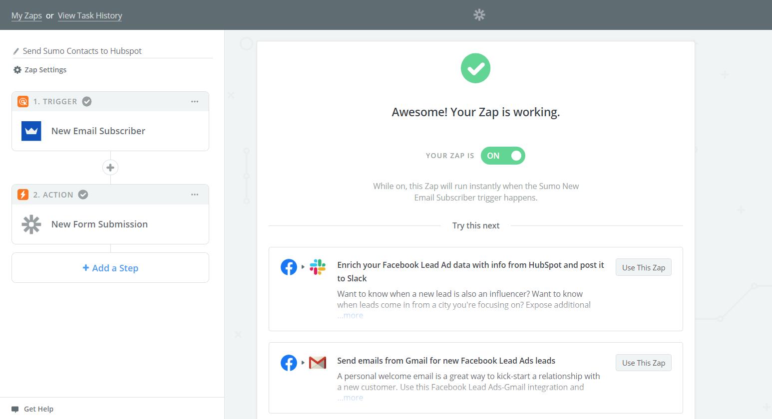 beginners marketing tools - zapier for integrations