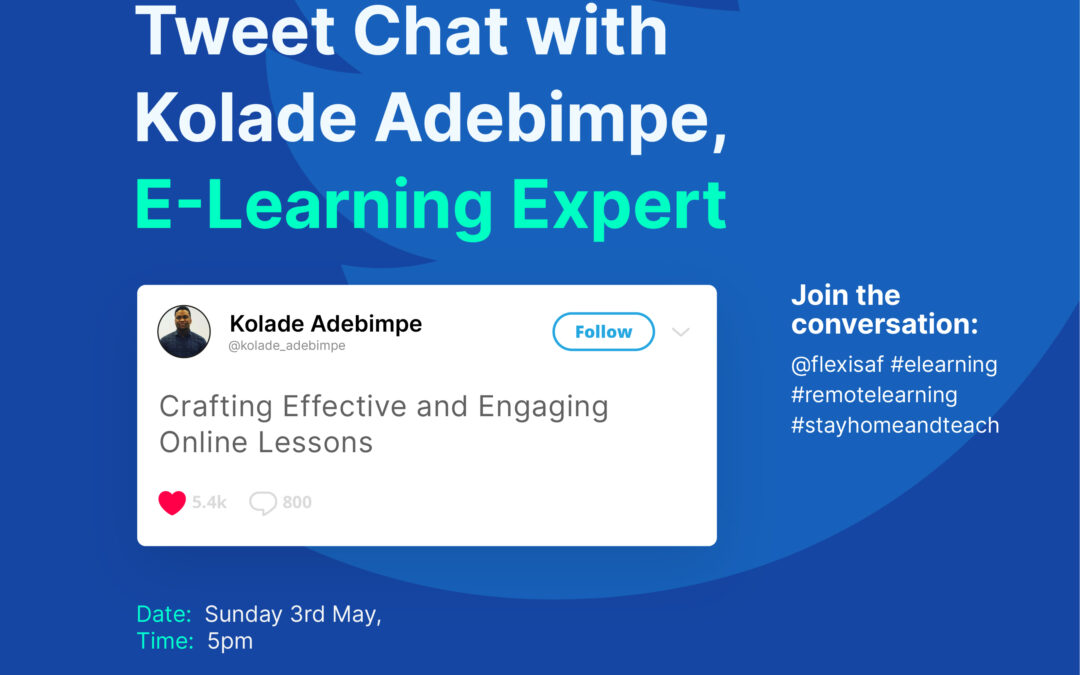 FlexiSAF Tweetchat With eLearning Expert